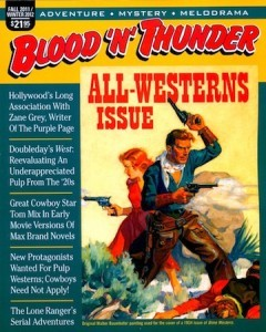 Blood 'N' Thunder #31-32
