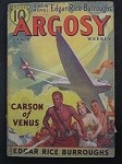 Argosy - Complete Serial of Burroughs