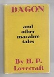 DAGON and Other Macabre Tales by H. P. Lovecraft (First UK Edition) File Copy