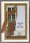 Creep to Death by Joseph Payne Brennan (Limited) Signed TWO DJs