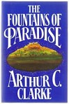 The Fountains of Paradise by Arthur C. Clarke (First Edition)