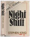 Night Shift by Stephen King (First Edition) Signed