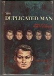 The Duplicated Man by James Blish (First edition)