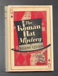 The Roman Hat Mystery by Ellery Queen Facsimile Edition