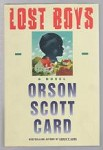 Lost Boys by Orson Scott Card (First Edition)