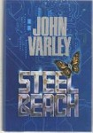 Steel Beach by John Varley (First Edition)