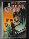 Araminta Station by Jack Vance (First Edition)