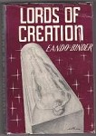 Lords of Creation by Eando Binder (First Edition)