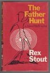 The Father Hunt by Rex Stout (First Edition) Nero Wolfe