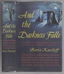 And the Darkness Falls by Boris Karloff (editor) 1st 72 stories