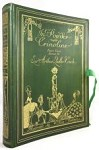 In Powder and Crinoline  by Arthur  Quiller-Couch  Signed deluxe limited, with 26 tipped-in color plates by Kay Neilsen, gilt decorated green vellum