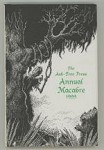 The Ash-Tree Press Annual Macabre 1999 by Jack Adrian Limited