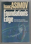 Foundation's Edge by Isaac Asimov (First Edition) Signed Presentation Copy