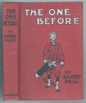 The One Before by Barry Pain (aka Eric Odell) Tom Browne Art