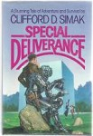 Special Deliverance by Cilfford D. Simak (First Edition)