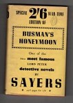 Busman's Honeymoon by Dorothy L. Sayers (Gollancz Detection)
