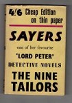 The Nine Tailors by Dorothy L. Sayers (Gollancz Detection) File Copy