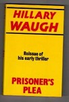 Prisoner's Plea by Hillary Waugh (Gollancz Vintage Thriller) File Copy