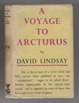 A Voyage to Arcturus by David Lindsay (Second Edition 1946) Gollancz File Copy