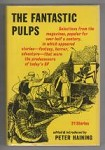 The Fantastic Pulps by Peter Haining (Editor) Gollancz File Copy