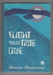 Flight from Time One by Deane Romano (First Edition) Signed Harlan Ellison's Copy