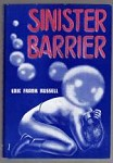 Sinister Barrier by Eric Frank Russell (First U.S. Edition)