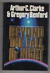 Beyond the Fall of Night by Arthur C. Clarke & Gregory Benford (1st Ed) Signed
