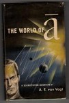 The World of A by A.E. van Vogt (Leo Manso Cvr)