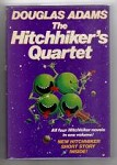 The Hitchhiker's Quartet by Douglas Adams (First Edition) Signed