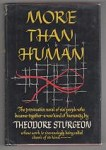 More Than Human by Theodore Sturgeon (First Edition)