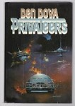 Privateers by Ben Bova (First Edition)