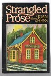 Strangled Prose by Joan Hess (First Edition)