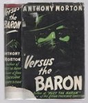 Versus the Baron by Anthony Morton [John Creasey]