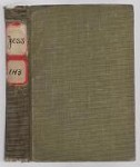 Jess by H. Rider Haggard (First Edition)