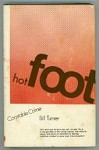Hot Foot by Bill Turner (First Edition)