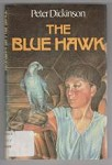 The Blue Hawk by Peter Dickinson (Gollancz File Copy)