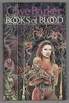 Books of Blood Volume V by Clive Barker (First UK Trade Edition) File Copy