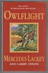 Owlflight by Mercedes Lackey Larry Dixon (First Edition)