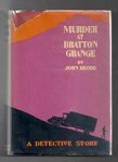 Murder at Bratton Grange by John Rhode (First Edition)