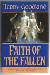 Faith of the Fallen by Terry Goodkind (British Book Club) Gollancz File Copy