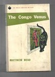 The Congo Venus by Mathew Head (First Edition)