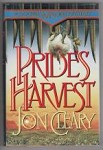 Pride's Harvest by Jon Cleary (First U.S. Edition) Review Copy
