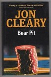 Bear Pit by Jon Cleary (First UK Edition)