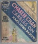 Charlie Chan Carries On by Earl Derr Biggers (First Edition)