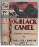 The Black Camel by Earl Derr Biggers (First Edition)