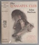 The Runagates Club by John Buchan (First U.S. Edition)