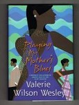 Playing My Mother's Blues by Valerie Wilson Wesley (First Edition)