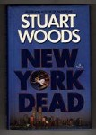 New York Dead by Stuart Woods (First Edition)