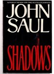 Shadows by John Saul (First Edition)