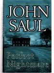 Perfect Nightmare by John Saul (First Edition)